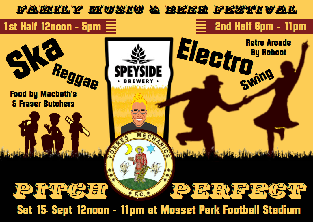 Pitch Perfect Music & Beer Festival